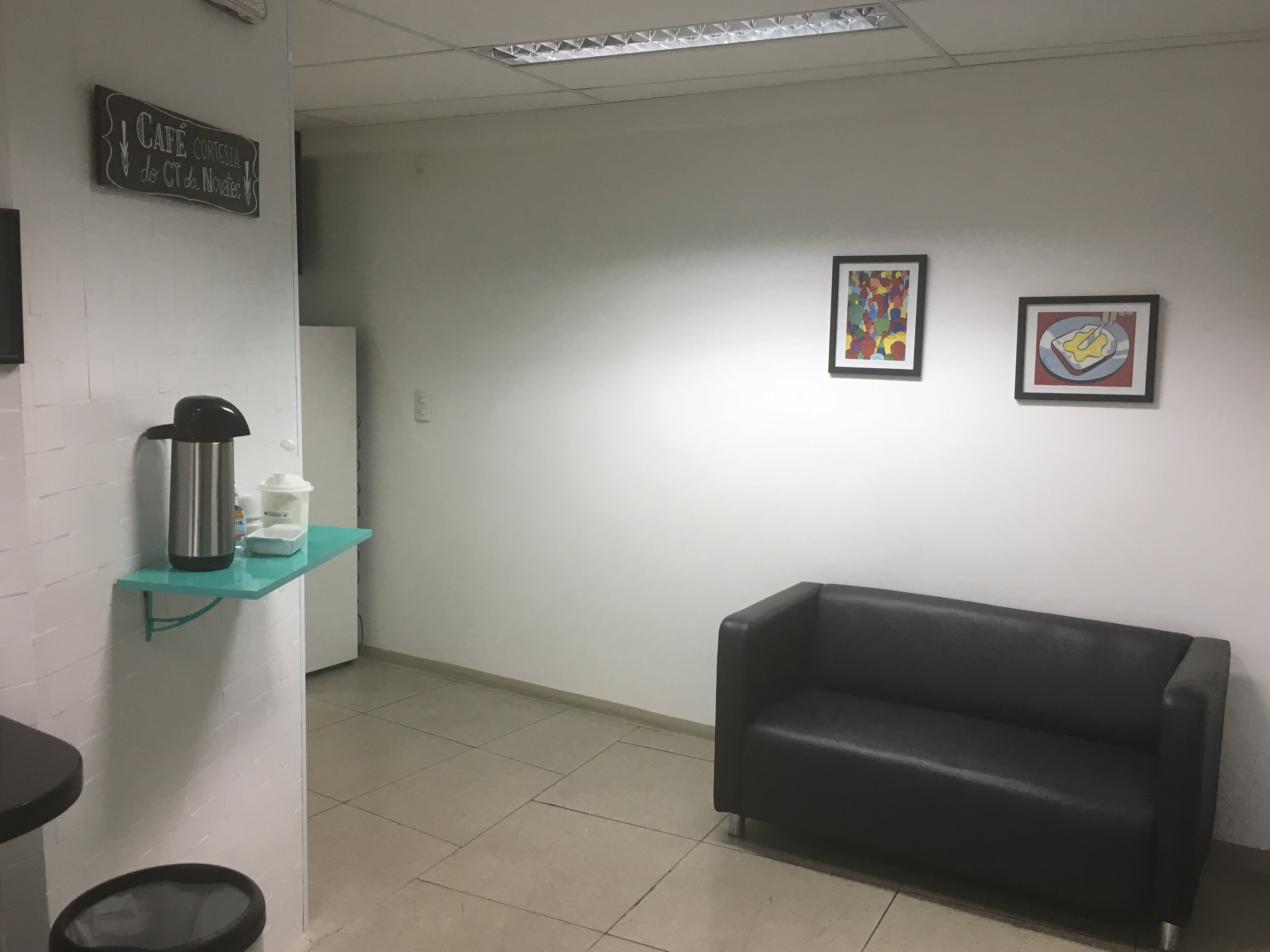 Espaço Coffee Break