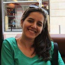 Ana Carolina Prates, instrutora do workshop Seja um autor